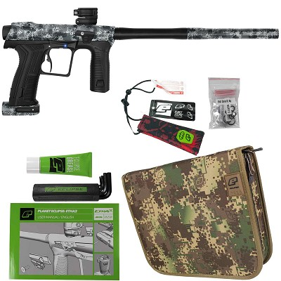 Planet Eclipse Etha 2 PAL Enabled Paintball Marker HDE Urban