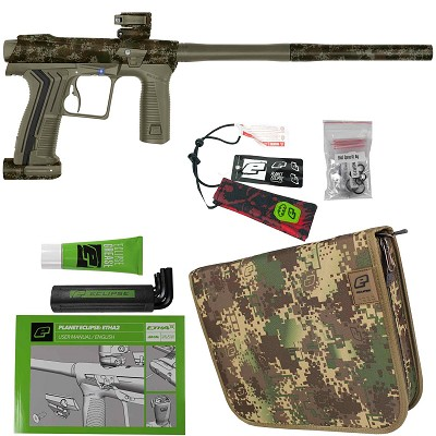 Planet Eclipse Etha 2 PAL Enabled Paintball Marker HDE Earth
