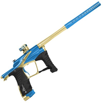 Planet Eclipse Ego LV1 Paintball Gun Super Blue