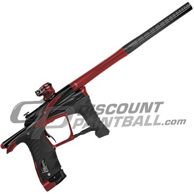 Planet Eclipse Ego LV1 Paintball Gun Black / Red