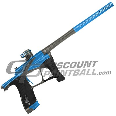 Planet Eclipse Ego LV1 Paintball Gun Blue / Grey