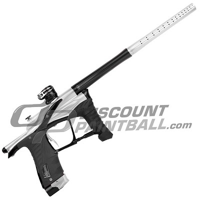 Planet Eclipse Ego LV1 Paintball Gun Sliver / Black