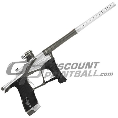 Planet Eclipse Ego LV1 Paintball Gun Sliver / Grey