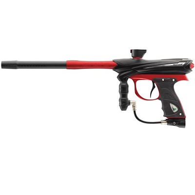 2013 Proto Reflex Rail Paintball Gun - Black/Red Dust