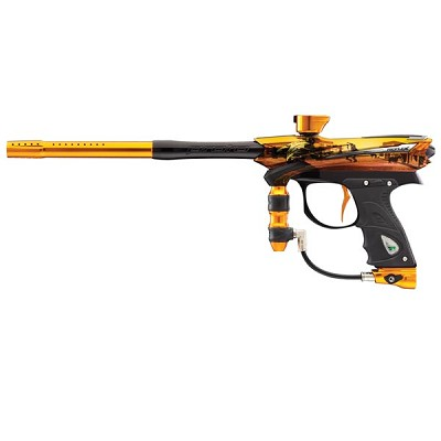 2013 Proto Reflex Rail Paintball Gun - PGA Smoke Wagon Polished