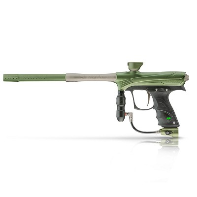 Dye Rize Maxxed Paintball Marker Olive Tan