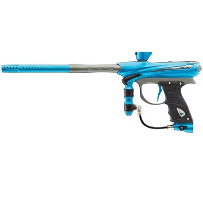 2013 Proto Reflex Rail Paintball Gun - Teal/Graphite Dust