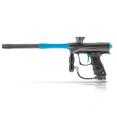 Dye Rize Maxxed Paintball Marker Gray Cyan