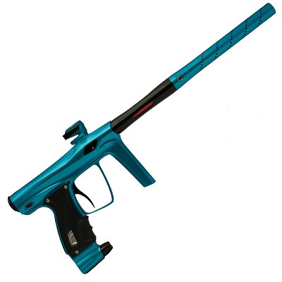 SP Shocker RSX Paintball Gun - Electric Blue Polished