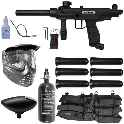 Tippmann FT-12 Paintball Rookie Package