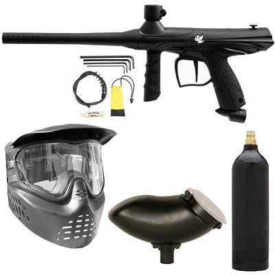 Tippmann Gryphon Paintball Marker Package - Black