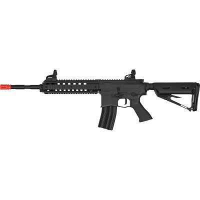 Valken ASL Series AEG Mod-L Airsoft Rifle Black
