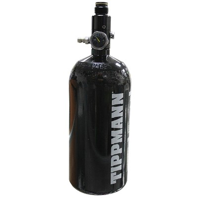 Tippmann 48 ci 3000 psi Aluminum Compressed Air Paintball Tank