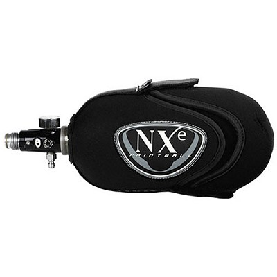 NXE Elevation Tank Cover Jet Black - Large