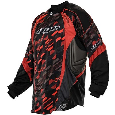Dye C13 Paintball Jersey 2013 Cubix Red