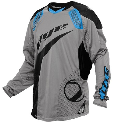 Dye C14 Paintball Jersey 2014 Ace Grey Blue