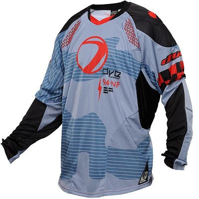 Dye C14 Paintball Jersey 2014 Bomber Blue Red