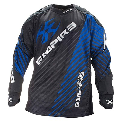 Empire 2014 Contact Zero Paintball Jersey FT Blue