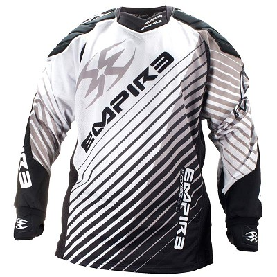 Empire 2014 Contact Zero Paintball Jersey FT Grey