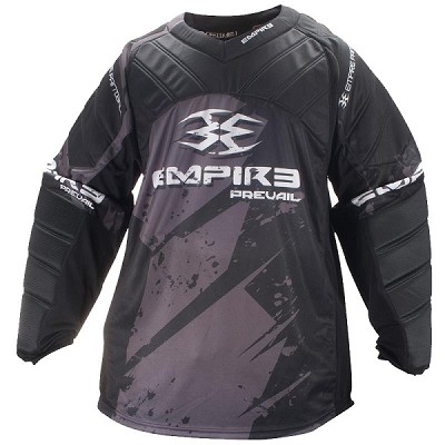 Empire 2014 Prevail FT Paintball Jersey Black