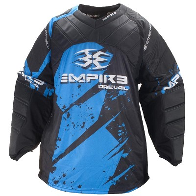 Empire 2014 Prevail FT Paintball Jersey Blue
