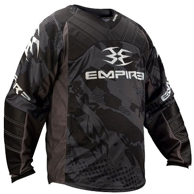 Empire 2012 Prevail TW Paintball Jersey Black