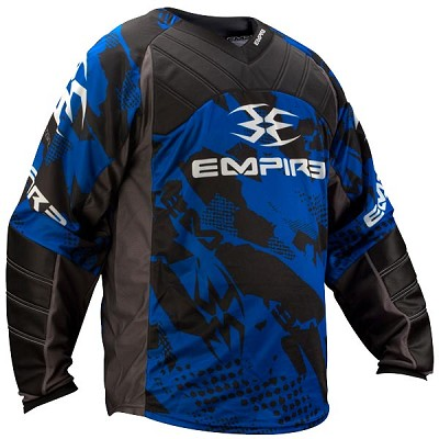 Empire 2012 Prevail TW Paintball Jersey Blue