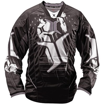 Invert LTD Paintball Jersey Black - XXXL