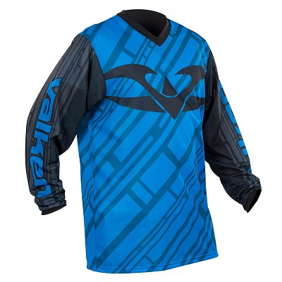 Valken Fate II Paintball Jersey Blue