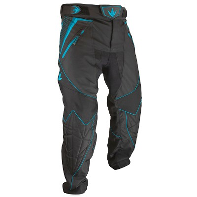 Bunker Kings V2 Supreme Pants Cyan