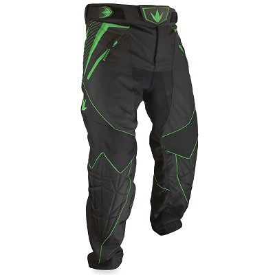 Bunker Kings V2 Supreme Pants Lime