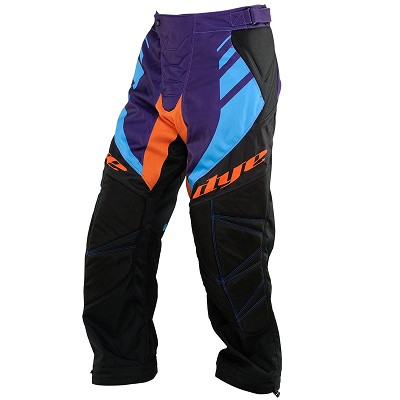 Dye C14 Paintball Pants 2014 Formula 1 Purple