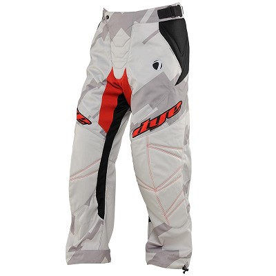 Dye C14 Paintball Pants 2014 Airstrike Grey Red