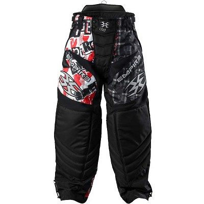Empire 2013 Contact LTD THT Paintball Pants Ransom Red