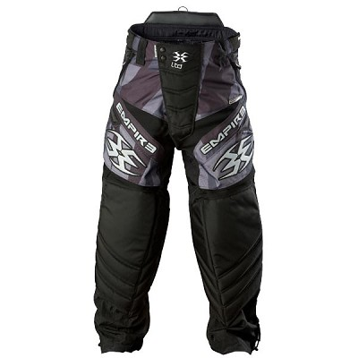 Empire 2012 Contact LTD TW Paintball Pants Glass Black