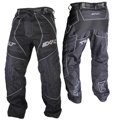 Exalt T4 Paintball Pants Black