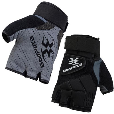 Empire 2012 Freedom Paintball Gloves TW - Black