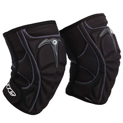 Dye 09 Paintball Knee Pads Black Small