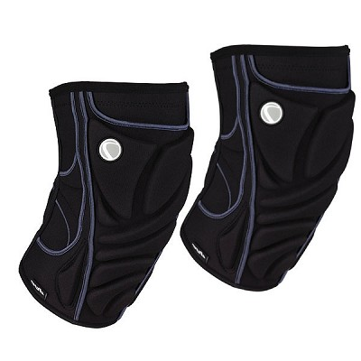 Dye 2010 Performance Paintball Knee Pads Black - Small