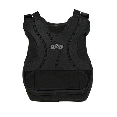 GXG Paintball Chest Protector Black