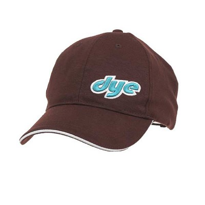 Dye Paintball Hat Girls Decade Brown