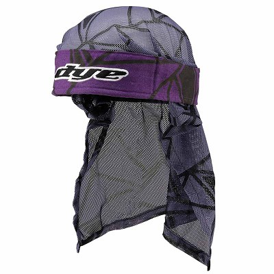 Dye 2014 Head Wrap Infused Purple Black Grey