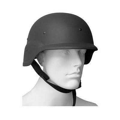 GXG Tactical Swat Helmet Black