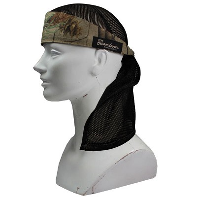 Sandana Pro Line Paintball Head Wrap RT AP W/Blk