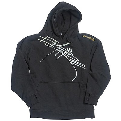 Empire SE Hoodie Sweatshirt Graphiti Black Small