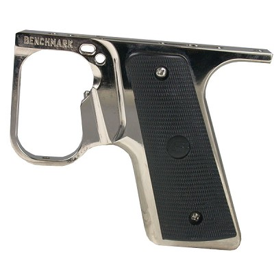 Benchmark Autococker 99 Double Trigger 45 Grip Frame - Chrome