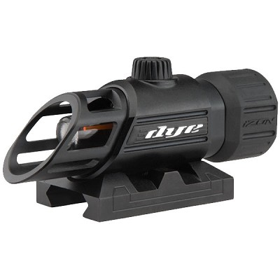 Dye Assault Matrix Izon Red Dot Sight Black