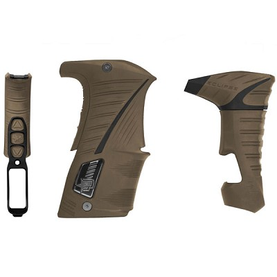 Planet Eclipse LV1 Grip Kit Dark Earth