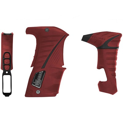 Planet Eclipse LV1 Grip Kit Dark Red
