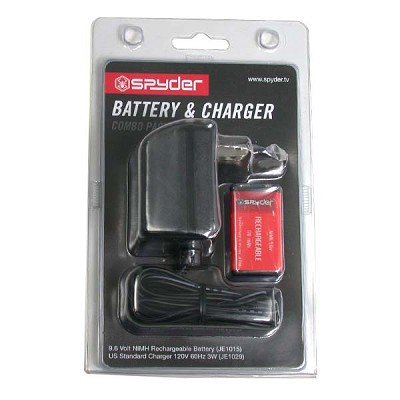 Spyder Rechargeble Battery and Charger Combo